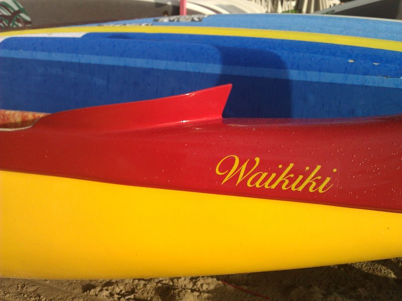 Waikiki colours
