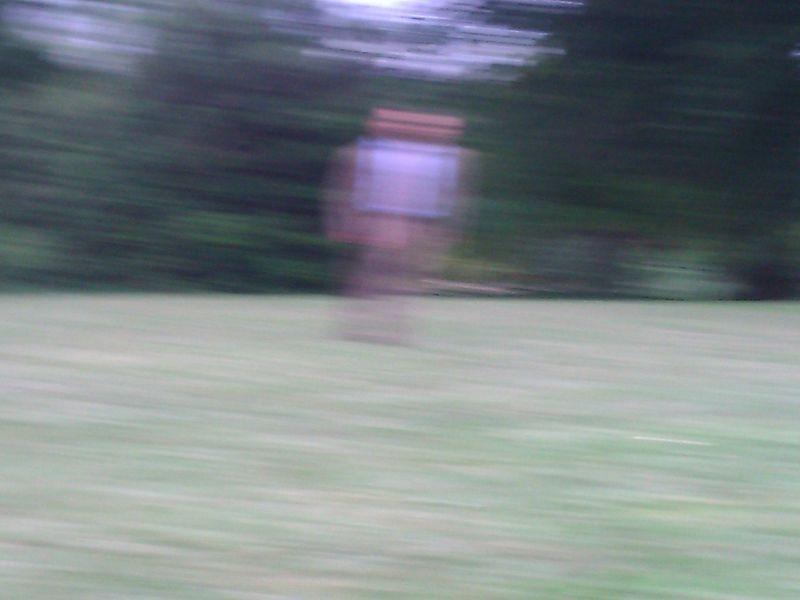 Alex football blur