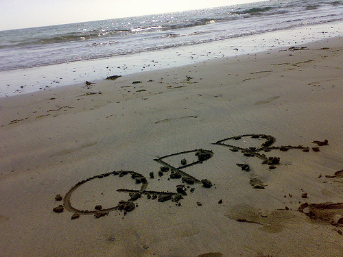 QPR on the beach