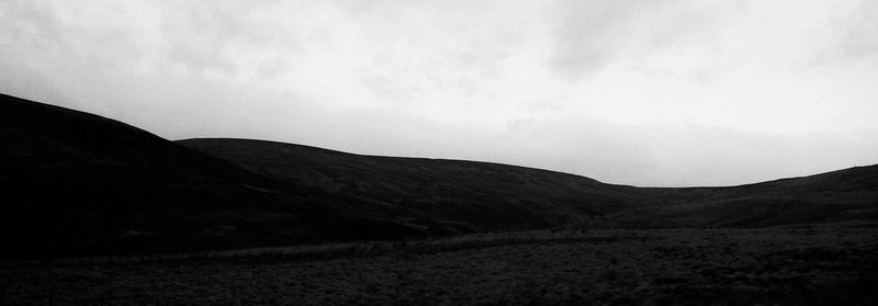 Bleak in the Peak District by Harry Wade